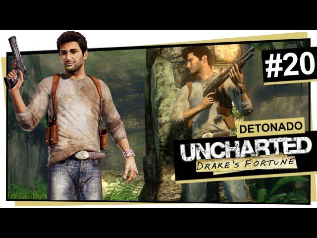Uncharted #20 - Operação de salvamento / Uncharted: Drake\'s Fortune (Português)