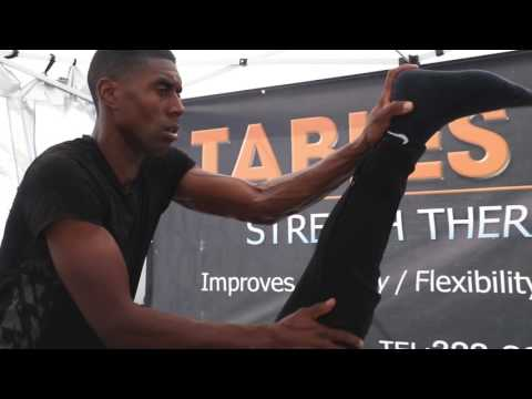 """Tables Up, """"Stretch Therapy"""" short version"""