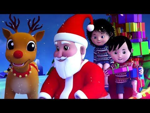 Смотреть онлайн мультфильм рождественские колокольчики