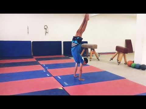 Gymnastique Au Sol (difficulté A)