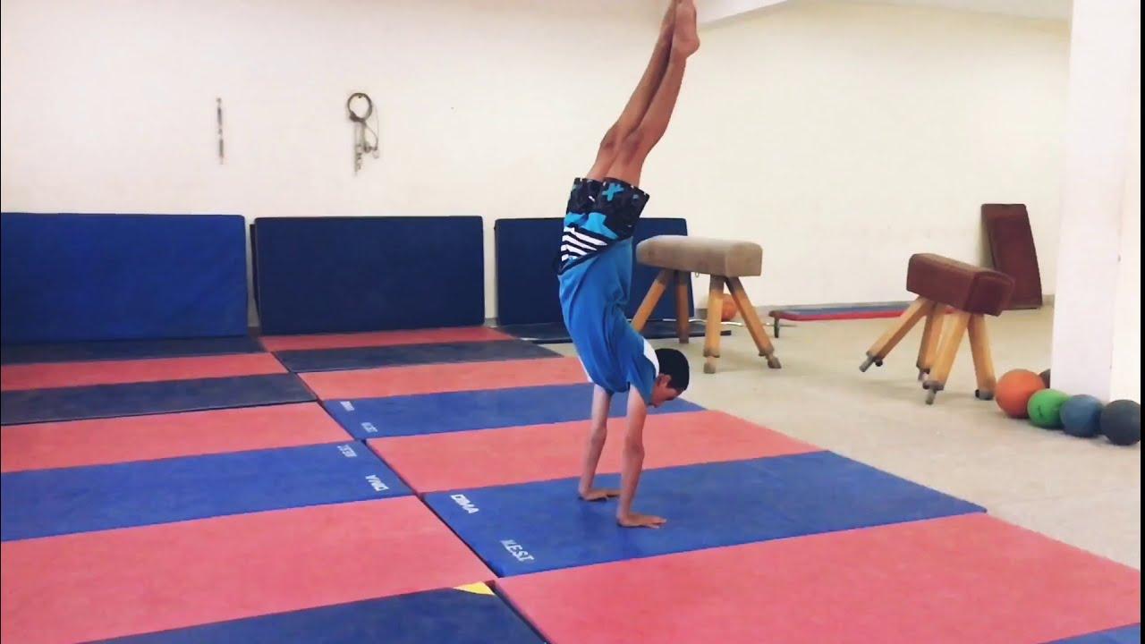 Gymnastique Au Sol (difficulté A) [TUTO] / GYMNASTIC / جمباز