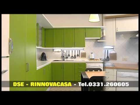 Ristrutturazione cucina - YouTube