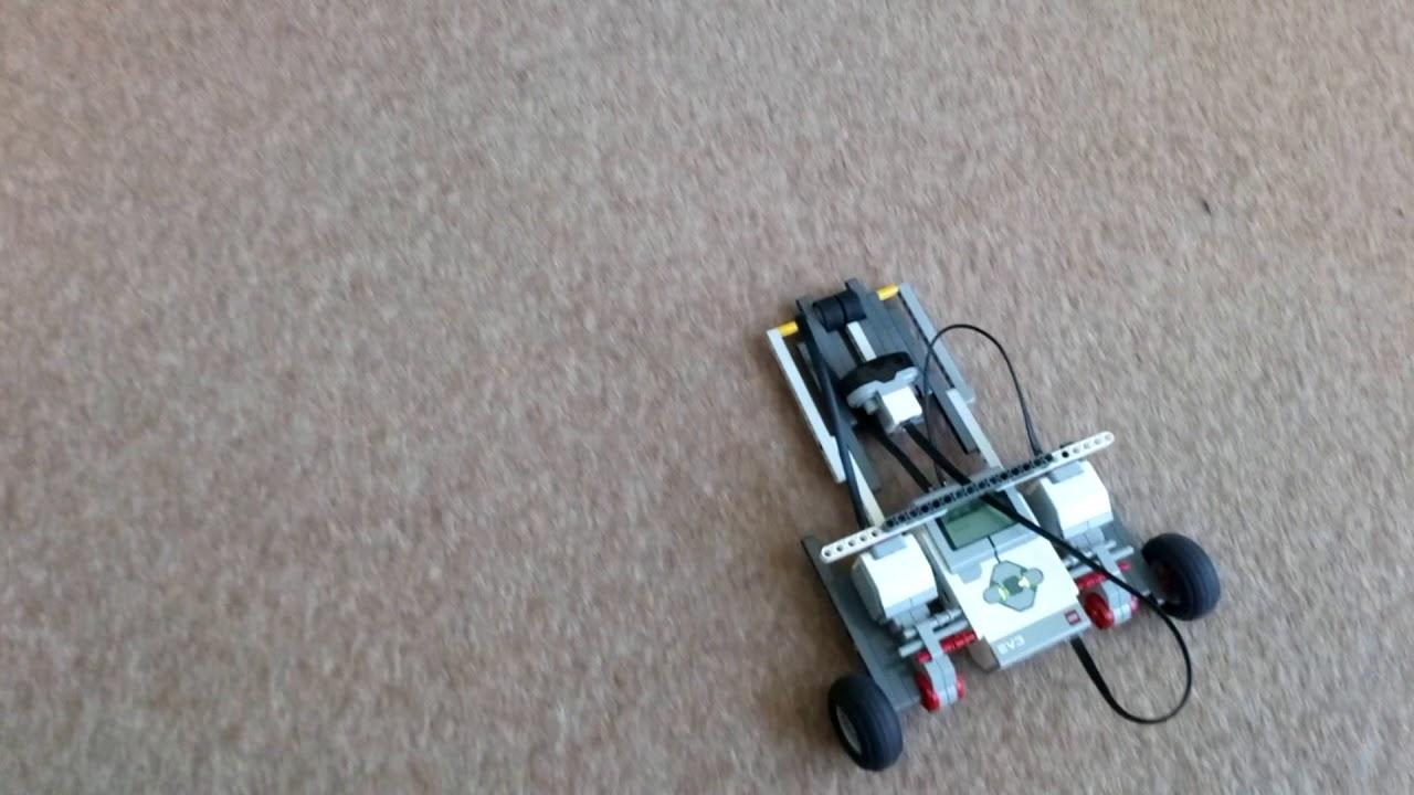 LEGO EV3 DRAGSTER