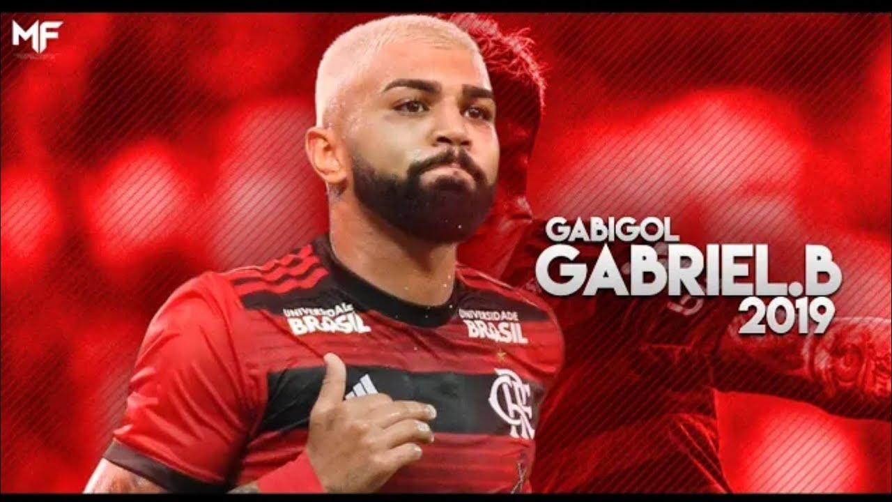 """Gabriel Barbosa """" Gabigol """" O Artilheiro do futebol Brasileiro Skils e Goals 2019"""