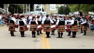 Ulster Scottish Pipe Band 2012 Celtic Classic Medley