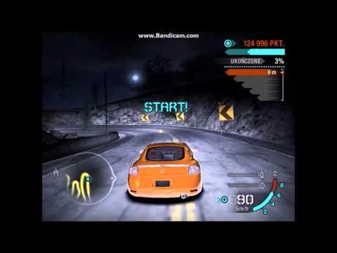 NFS CARBON Mitsubishi Eclipse VS Audi Le Mans Quattro