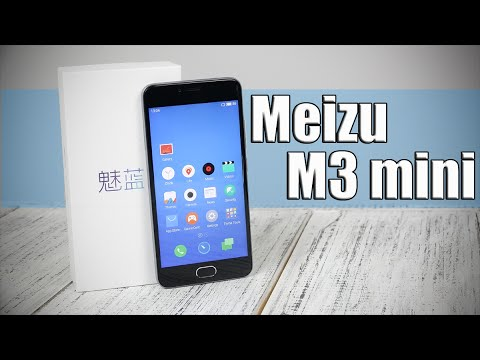 Meizu M3 mini: обзор (распаковка) хорошего бюджетника