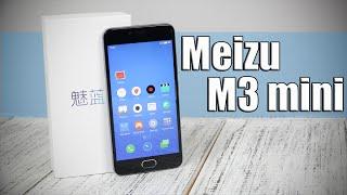 Meizu M3 mini: обзор (распаковка) хорошего бюджетника 'не для нас' | unboxing | где купить?