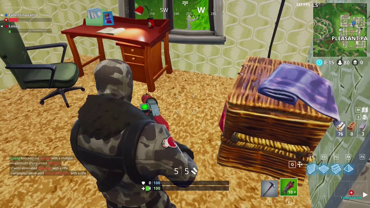 Fortnite Mouse Disconnect