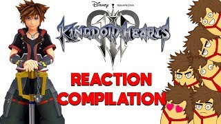 Kingdom Hearts 3 Full Game Reaction Highlights (SPOILERS)