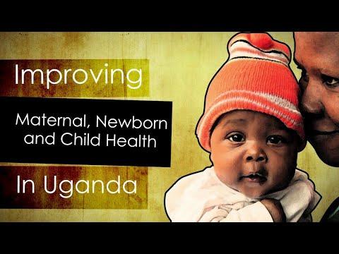 Improving Maternal, Newborn, and Child Health in Uganda