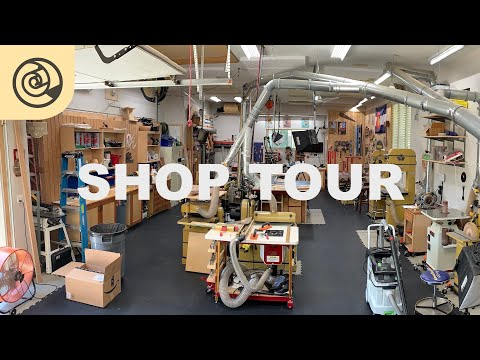 Woodworking Shop Layout - cover