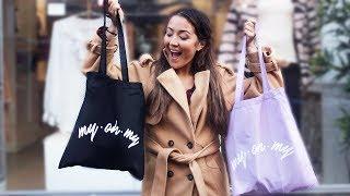 5 minuten gratis shoppen in Amsterdam