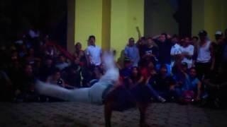 bboy kid Vzla vs bboy lil g festival breaking venezuela 2013 powermoves