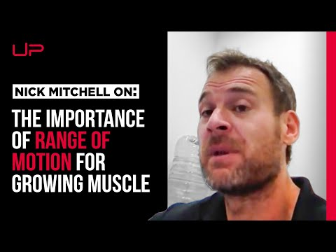 Is Range Of Motion Important for Muscle Building?