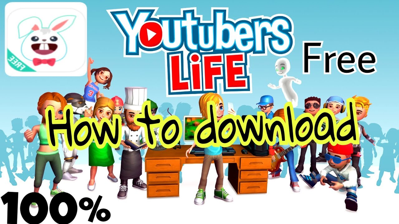 youtubers life play for free online