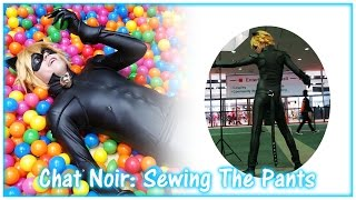 Chat Noir Work Log: Pt 2 The Pants
