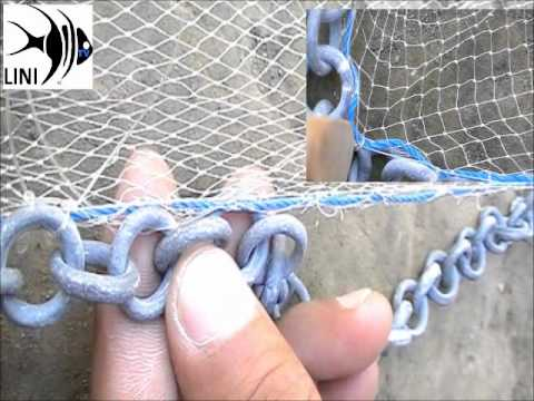 LINI - Pembuatan Jaring