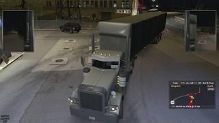 American Truck Simulator   3x Faster Fun Video With Good Music