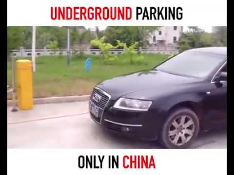 Wonderful parking video by parth