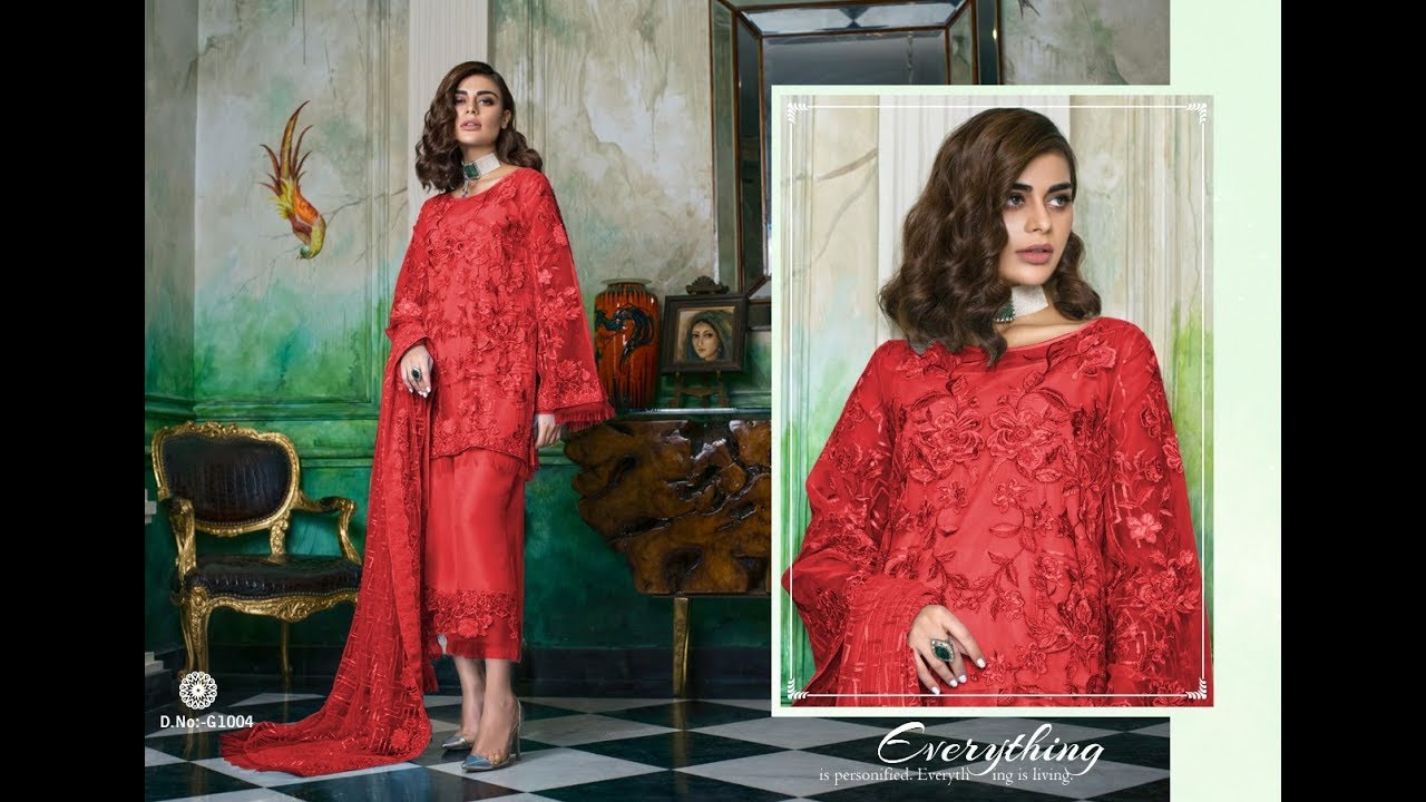 c2d6c49251f5 Latest Indian Dresses Collection 2018
