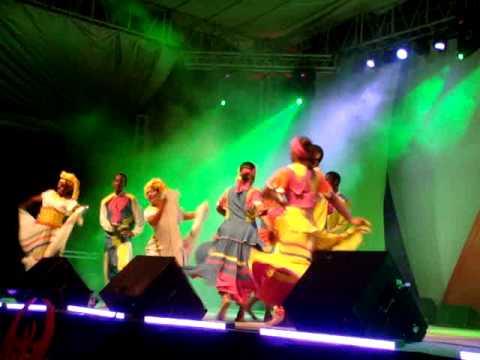 Belize Dance Company at Costa Maya Festival