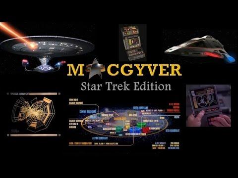 MacGyver: Star Trek Edition