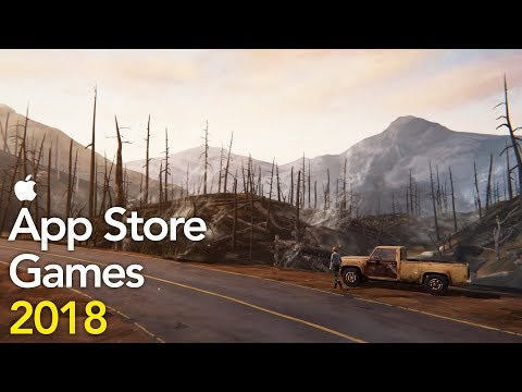 Top 10 Mac App Store Games of 2018