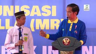 Siswa Santun Jawab Jokowi Dengan Bahasa Jawa Kromo MP3