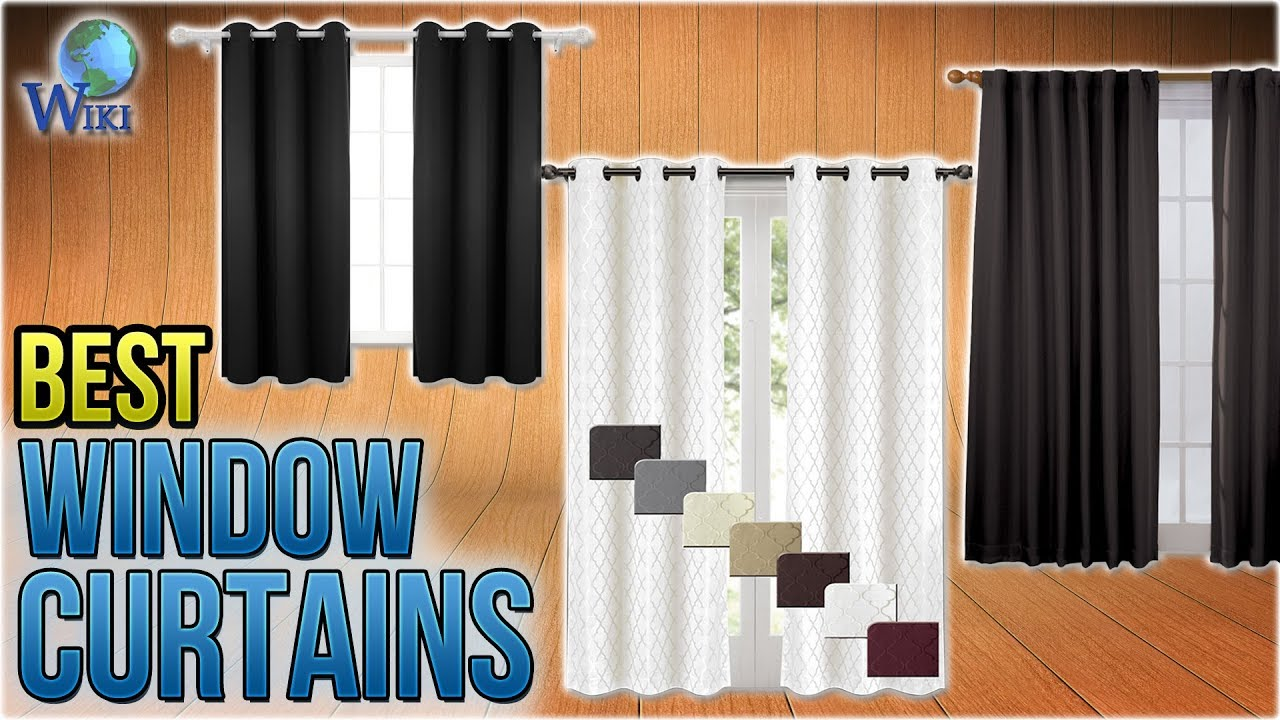Top 10 Window Curtains Of 2019 Video