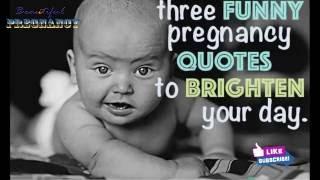 Funny Pregnancy Quotes  QuotesGram