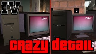 Crazy details for an 11 year old game (GTA IV)