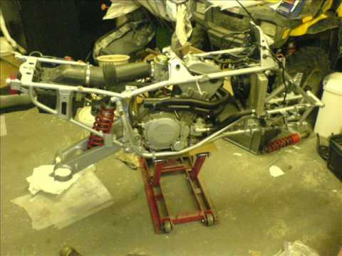 hqdefault polaris predator rebuild youtube 2003 polaris predator 500 wiring diagram at edmiracle.co