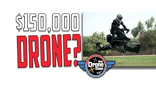 $150,000 DRONE?