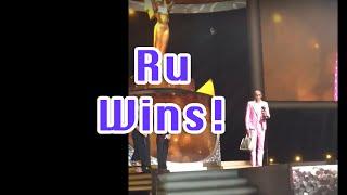 RU WINS!// RuPaul Emmy Speech/ MY VIEW!