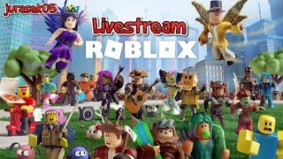 🔴🎉 New Year's stream from ROBLOX! 🎇