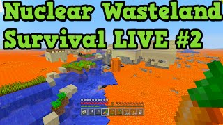 Minecraft Xbox One / PS4 - Nuclear Wasteland Survival #2