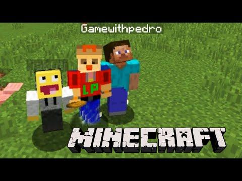 Minecraft: EQUIPE SURVIVAL - A PRIMEIRA NOITE! #01
