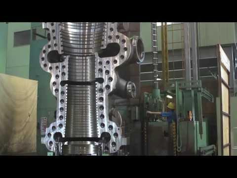 Sandvik Coromant customer testimonial film - Fuji Electric, Japan