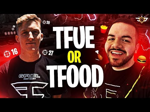 TFUE OR TFOOD? CLOAKZY SAYS I'M REPLACING HIM! (Fortnite: Battle Royale)