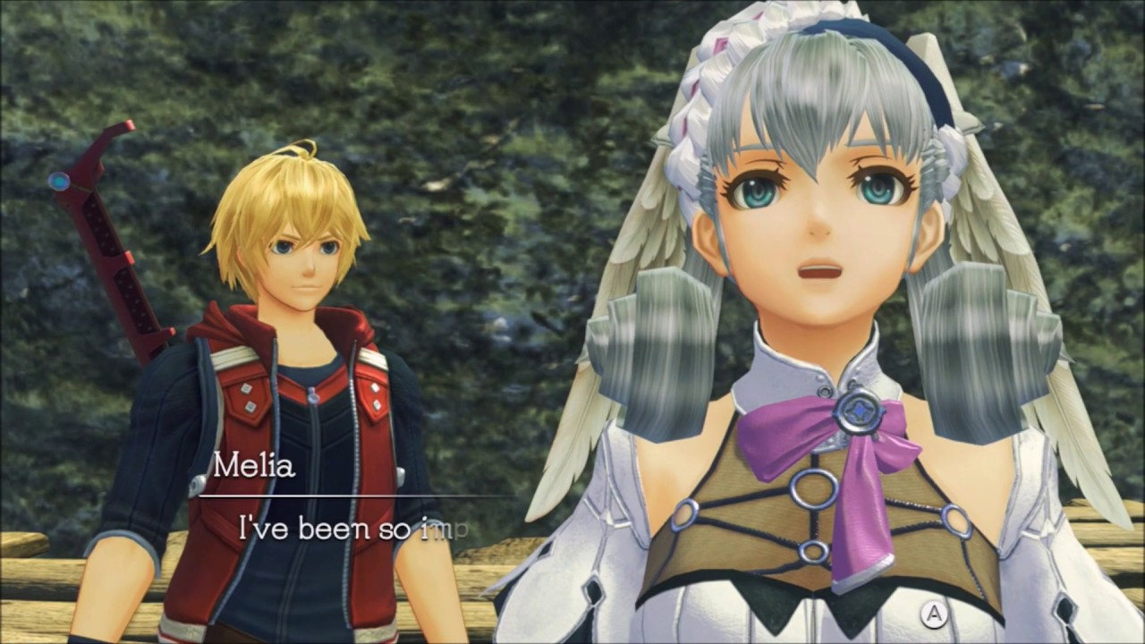 Download Xenoblade Chronicles Future Connected: All Quiet Moments (contains spoilers)