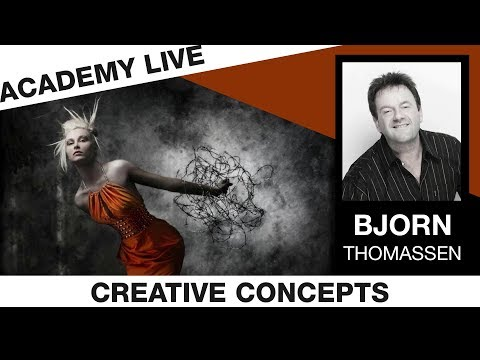 ACADEMY LIVE | Bjorn Thomassen - Creative Concepts