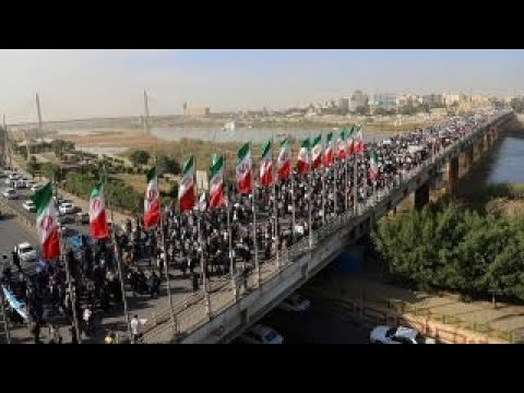 Iran holds pro-government rallies to counter protests