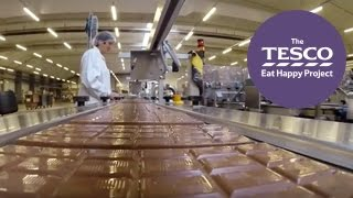 Where does chocolate come from and how is it made?