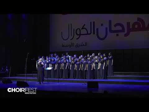 Dubai College | Live at the ChoirFestME 2019 Gala Concert @ Dubai Opera