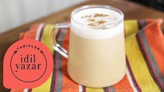 Chai Tea Latte Nasıl Yapılır? - İdil Yazar - Yemek Tarifleri