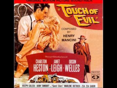 Henry Mancini: Touch of Evil - Borderline Montuna
