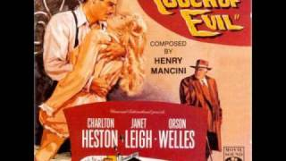 Henry Mancini: Touch of Evil - Borderline Montuna