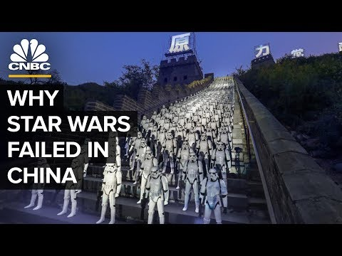 Why Star Wars Failed In China