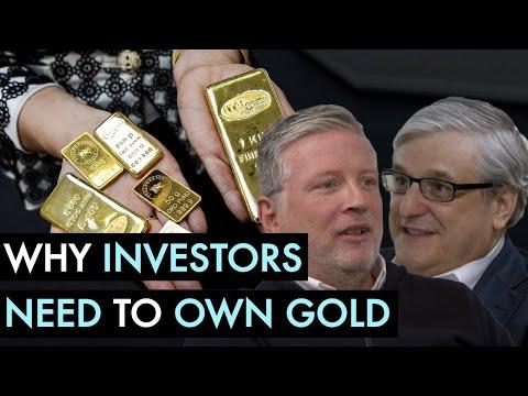 The Evolving Role And Value Of Gold In Modern Portfolios (w/ Grant Williams And Simon Mikhailovich)